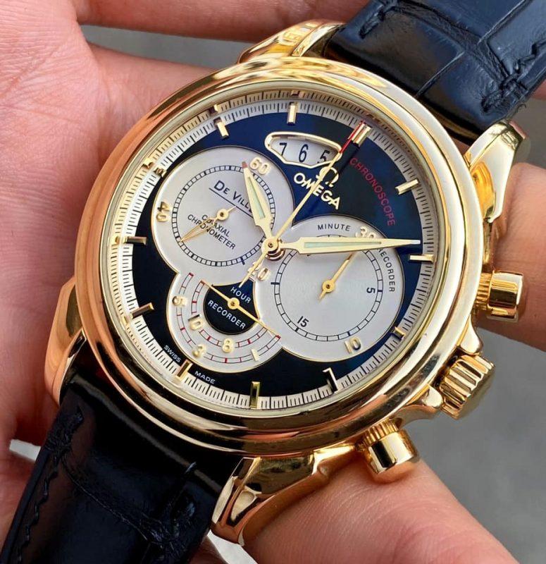 Địa chỉ thu mua đồng hồ vàng đúc cũ với giá cao uy tín