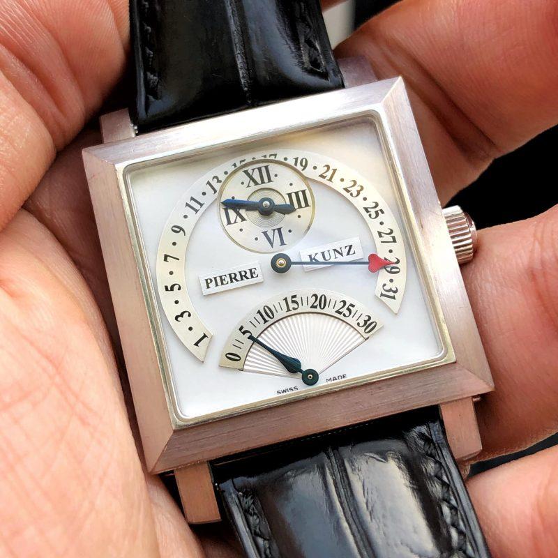 Địa chỉ thu mua đồng hồ Pierre Kunz cũ giá cao uy tín tại Hà Nội