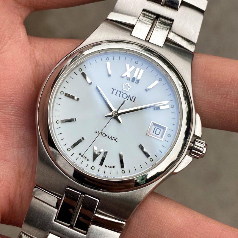 Thu mua đồng hồ Titoni cũ với giá cao uy tín tại Hà Nội