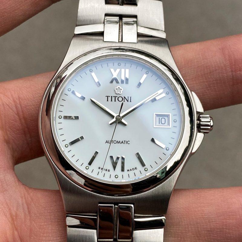 Địa chỉ thu mua đồng hồ Titoni cũ với giá cao uy tín tại Hà Nội