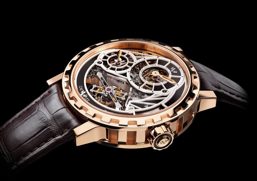 Thu mua đồng hồ Dewitt cũ với giá cao uy tín tại Hà Nội