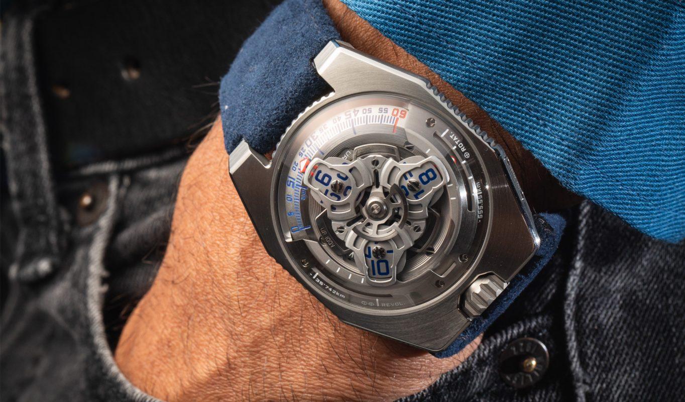 Địa chỉ thu mua đồng hồ Urwerk cũ với giá cao uy tín tại Hà Nội