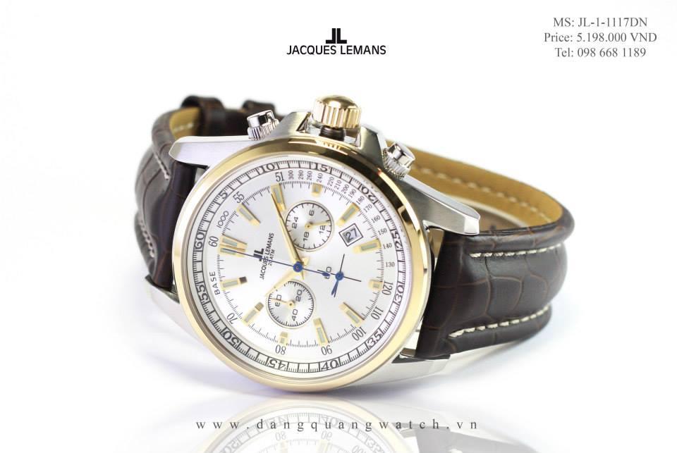 Thu mua đồng hồ Jacques Lemans cũ với giá cao nhất thị trường