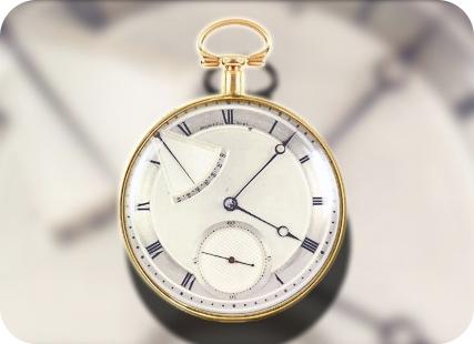 Lịch sử thương hiệu đồng hồ Breguet