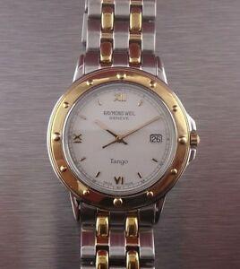 Lịch sử thương hiệu đồng hồ Raymond Weil